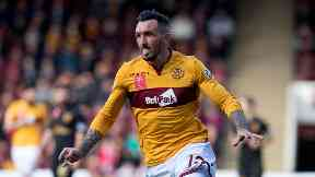 Ryan Bowman: He is out of contract. Motherwell