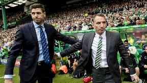 Steven Gerrard Brendan Rodgers