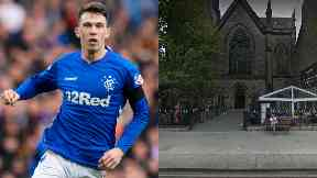 Ryan Jack: He was forced to leave the bar. Aberdeen Soul