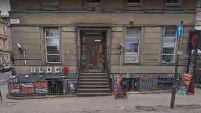 Bloc: Man tried to rape woman. Glasgow
