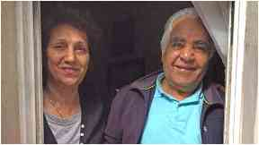 Appeal: Mozaffar Saberi and Rezvan Habibimarand bought a flat in Edinburgh in the 1970s