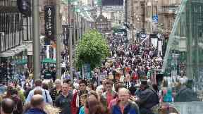 Retail Glasgow
