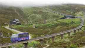 Cairngorm Furnicular Railway