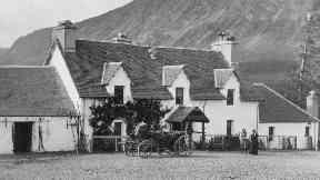 Historic Kinghouse Hotel near Glen Coe undergoes controversial renovation