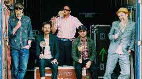 Kaiser Chiefs to play Inverness Live in the City summer concert 2019