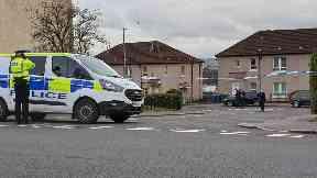 Dykemuir Street: Gun shots heard in the area.
