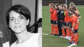Kat Lindner: She has been hailed as inspirational. Glasgow City