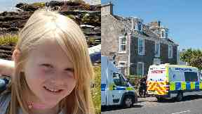 Alesha MacPhail: She was allegedly murdered. Bute Rothesay