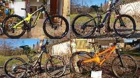 Comrie Croft Bikes