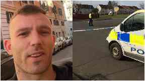 Philip McMillan: Trio charged with murder.