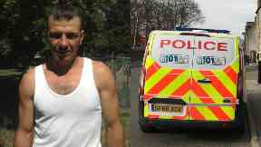 Marian Pavel: CCTV is being searched. Missing Huntly