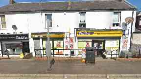Libby's Convenience Store on Main Road, Ayr