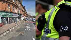 Ayr: Police were called following the alert. Smith Street