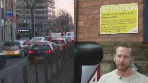 Nottingham parking levy