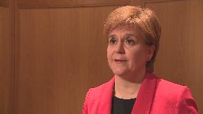 Nicola Sturgeon Scotland Tonight March 12 2019.