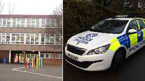 School: A body was found in the grounds. Our Lady of the Rosary Primary School
