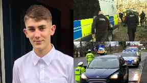 Liam Smith: A body has been found during searches. Missing