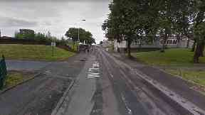 Attack: The teenager was seriously assaulted in Clydebank.