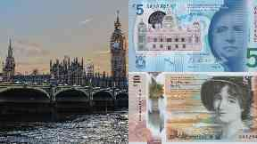 London / Scottish notes