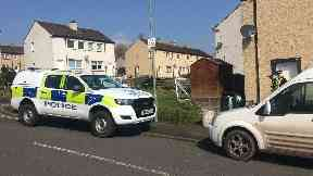 Hawick: The baby is in a critical condition. Borders Dog Attack Baby
