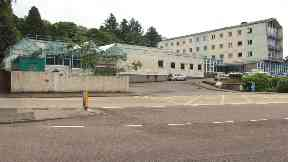 Belford Hospital: Temple molested the girl. Fort William