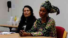Nenah Bojang, FGM female genital mutilation survivor from Edinburgh