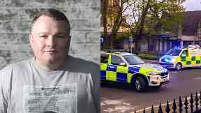 Bradley Welsh: The actor was shot dead in Edinburgh. Trainspotting Chester Street