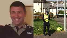 Anthony Ferns: His family tried to save him. Murdered Glasgow