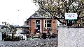 St Martin's RC Primary School, Tranent, East Lothian