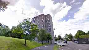 West Court, Clydebank