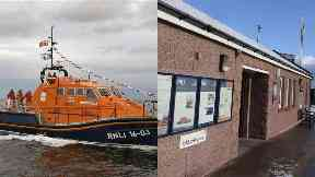 Peterhead: Crews have been stood down due to rivalries. Lifeboat