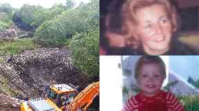 Renee MacRae: A search is being carried out at the quarry.  Leanach Quarry