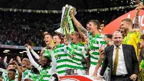 Celtic Premiership 2019