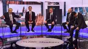 BBC Conservative leadership debate June 18 2019