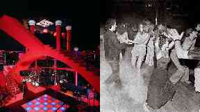 Night Fever: The event will run from October next year. V&A Dundee