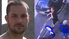 Gregor Gibbons: Searches are being carried out to find him. Colston Glasgow CCTV