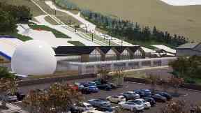 Hillend Ski Centre