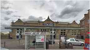Arbroath Railway Station