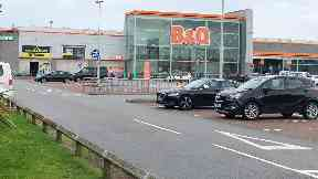 B&Q Inverness, Longman Road