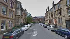 Annette Street, Glasgow