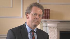 Alister Jack, new Scottish secretary.