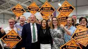 Liberal Democrats win Brecon by-election August 2019