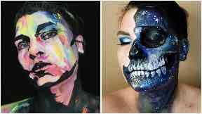 Stephie Johnston face make up artist August 2019