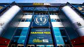 Hampden: A new policy has been launched. Scotland New Image of Hampden