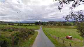 Carr Road near to A938