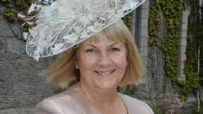 Alice Farquharson: Her husband Keith has appeared in court. Aberdeen
