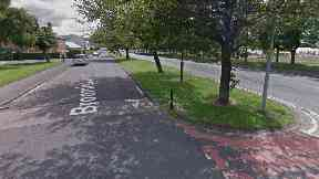 Broomhouse: A 17-year-old girl was seriously injured.