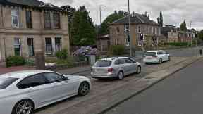 Paisley: A 53-year-old man was seriously injured. Glasgow Road