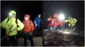 Search: Body found in Lochaber.
