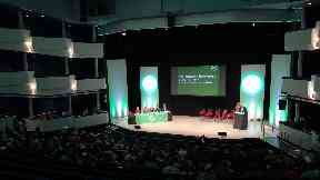 Scottish Greens: The party held their autumn conference in Inverness.